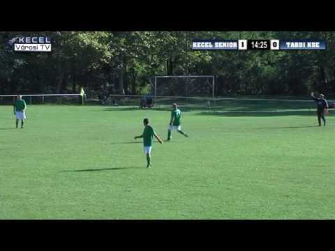 Kecel Senior FC - Tabdi KSE labdarúgó mérkőzés - Kecel VTV