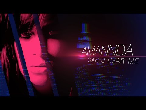 Amannda - Can U Hear Me (Omega Hitz Live...