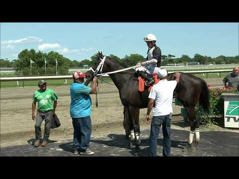 video thumbnail for MONMOUTH PARK 6-22-19 RACE 6