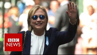 Hillary Clinton health: US voters want a 'healthy president' - BBC News(ABC's Terry Moran discusses the impact of the Hillary Clinton's health on the campaigning process in the upcoming US elections. Please subscribe HERE ..., 2016-09-12T14:20:04.000Z)