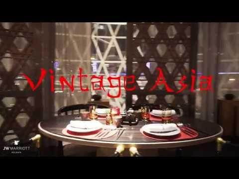 Vintage Asia New Menu
