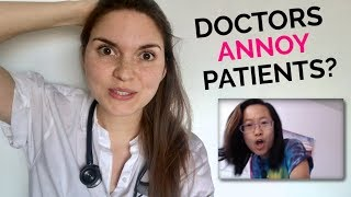 DO DOCTORS ANNOY PATIENTS? Doctor Reacts To Real Comments