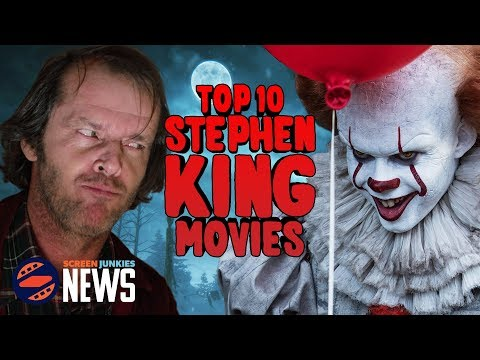 Where Does 'IT' Fall In The Top 10 Stephen King Movies? - Special Features