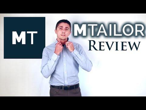 Mtailor Shirt Review Modern Tailor