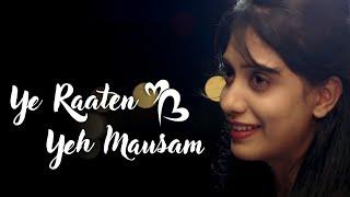 Yeh Raaten Yeh Mausam | Love WhatsApp Status | Romantic WhatsApp Status | Ringtone