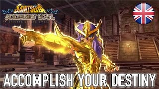 Saint Seiya: Soldiers' Soul - PS3/PS4/STEAM - Accomplish your destiny! (English)