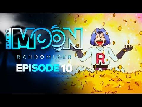 UNLIMITED MONEY - Pokémon ULTRA Sun & Moon RANDOMIZER Nuzlocke Episode 10!