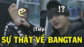 [BTS Funny moments #56] Sự thật về Bangtan =)))) (tiếp)