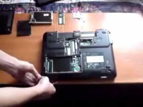Como desarmar un computador portatil HP TouchSmart TX2 1275dx parte I