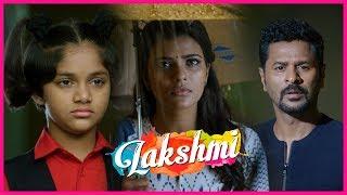 Aishwarya Rajesh Finds Out The Truth | Lakshmi Tamil Movie Scenes | Ditya Bhande | Prabhu Deva