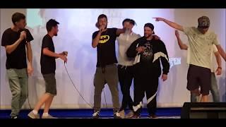Uni'Son - La Mante Religieuz, MissaH&Weedo, Minat Blinderz + Associations de danse 13.7.19 Annecy