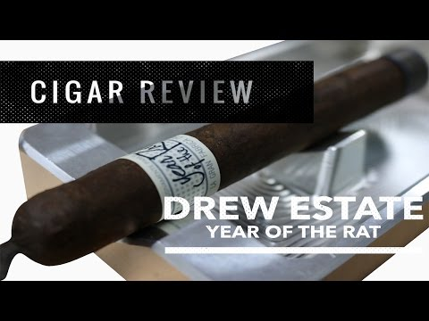 Cigar Review: Drew Estate Year of the Rat
