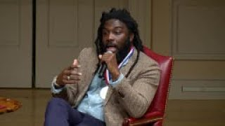 Jason Reynolds: National Ambassador for Young People's Literature Inauguration