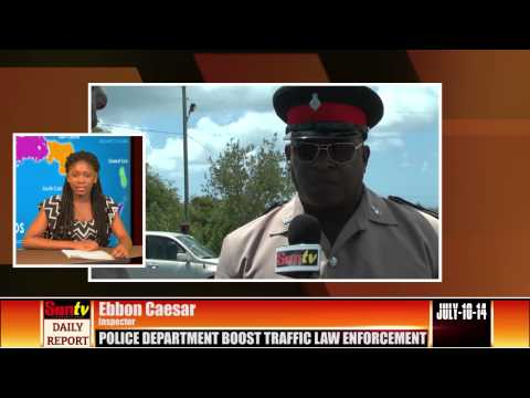 POLICE DEPARTMENT BOOST TRAFFIC LAW ENFORCEMENT