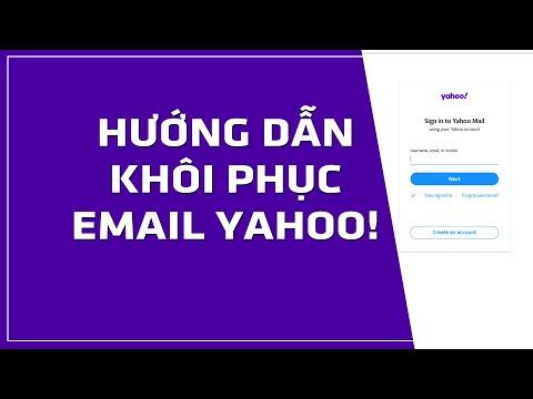 phần mềm hack pass yahoo mới nhất hiện nay - Hướng dẫn khôi phục mật khẩu Mail Yahoo