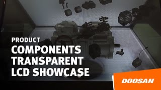 Doosan Transparent LCD Showcase Thumbnail