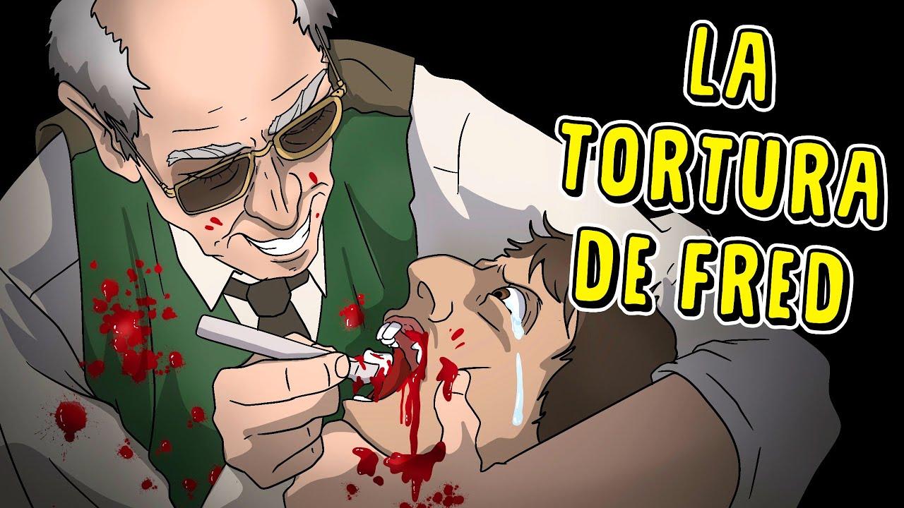 La tortura de Fred 🔪 Historia de terror | Qué Asco Mi Vida