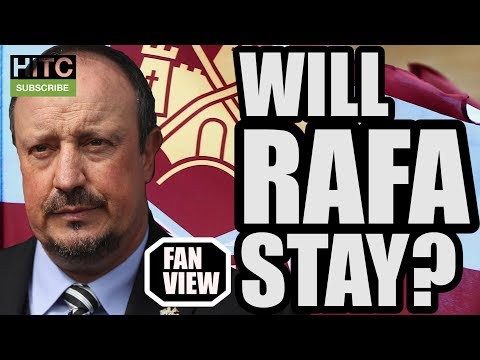 Will Benitez Stay At Newcastle?   FAN VIEW