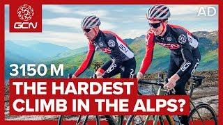 Too Tough For The Tour de France? | A Truly Epic Alpine Climb