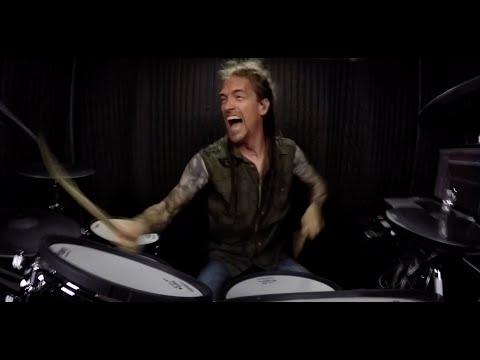 Static-X - I'm With Stupid - Nick Oshiro (Drum Cover)