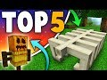 Top 5 Rarest Structures In Minecraft