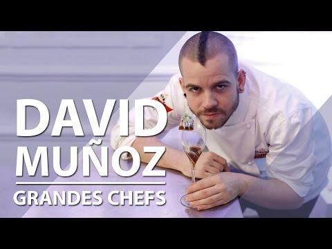 Grandes Chefs - DAVID MUÑOZ