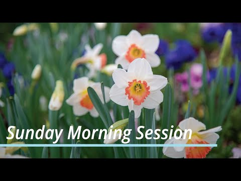 Sunday Morning Session | April 2021 General Conference