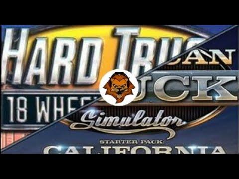History 18 Wheel Of Steel/Truck Simulator (2002-2016)