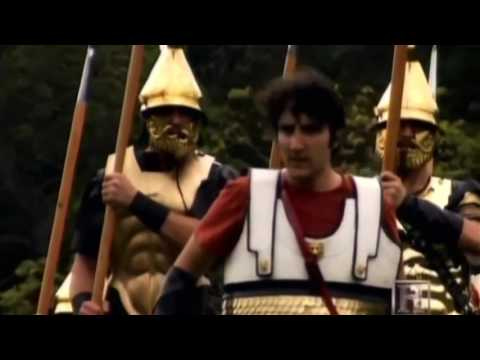 History Channel Documentary-Engineering an Empire Greece Age of Alexander History Channel