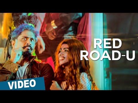 Red Roadu Video   Jil Jung Juk  Siddharth  Vishal Chandrashekhar  Deeraj Vaidy