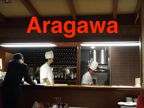 Aragawa  Most famous steakhouse in Japan