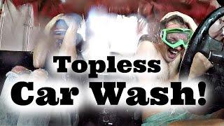 Video Topless Car Wash!!! download MP3, 3GP, MP4, WEBM, AVI, FLV Agustus 2018