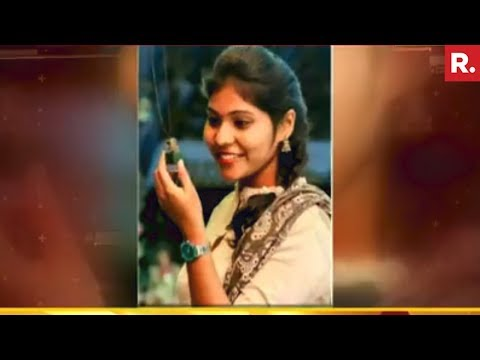 Violence In Tamil Nadu University After Girl Commits Suicide