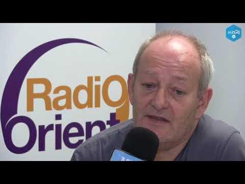 JAMIL SHALAK DIRECTEUR DE RADIO ORIENT PARIS SUR MRE24 COM