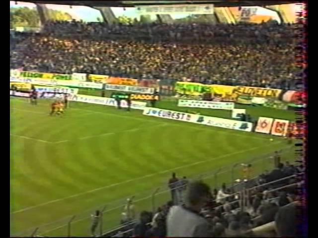 FC Nantes - Stade Rennais 2-0 - Saison 1994-95