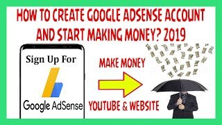 How To Create Google Adsense Account? 2019 | How To Get Started On Google Adsense? 2019