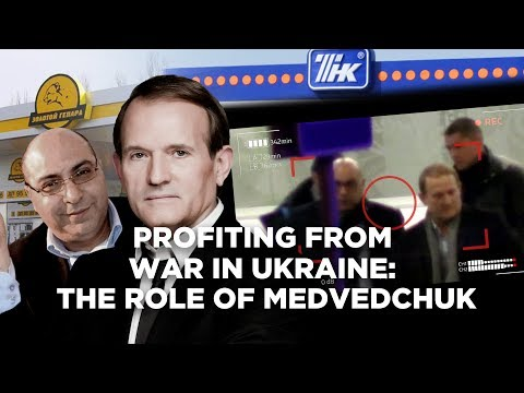 Profiting from war in Ukraine: the role of Medvedchuk | SCHEMES
