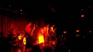 Reverse Polarity - Empty Faces Live At Blue Frog