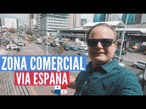 ¿La MEJOR zona comercial de TODO Panamá?