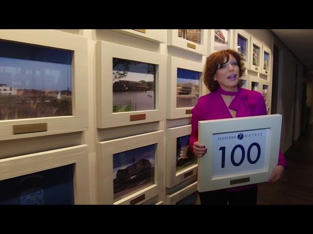 Fletcher Hotels op zoek naar het 100ste hotel!