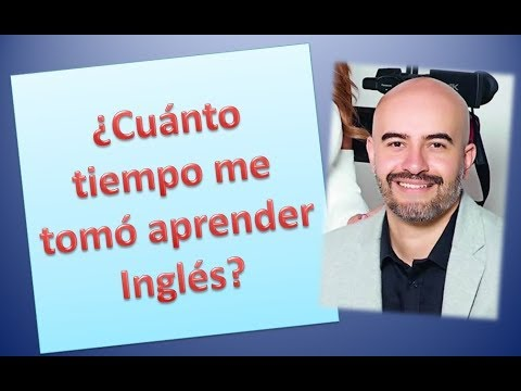 Cu nto tiempo me tom aprender ingl s alejo lopera for Tiempo aprender ingles