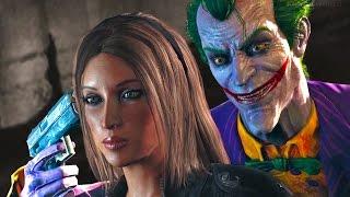 Batman Arkham City - Pelicula completa en Español - Ultra [1080p 60fps]