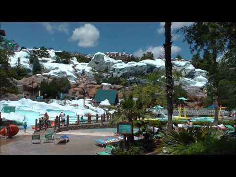 Ski Patrol Training Camp, Blizzard Beach, Walt Disney World HD (1080p)