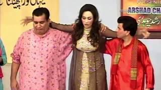 Best of Deedar and Tariq Teddy Stage Drama Full Comedy Clip