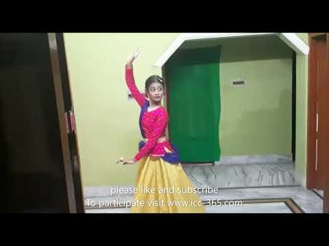 kathak solo dance performance