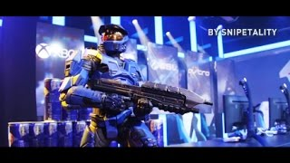Halo World Championship Experience 2017 - By Snipetality