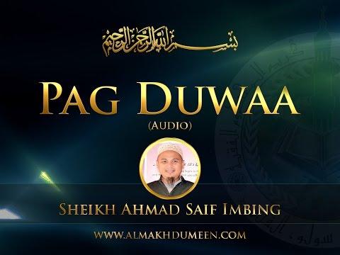 Pagduwaa   Ahmad Saif Imbing
