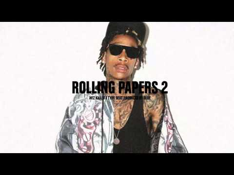 wiz-khalifa-rolling-papers-2-type-beat-prod-by-bloe