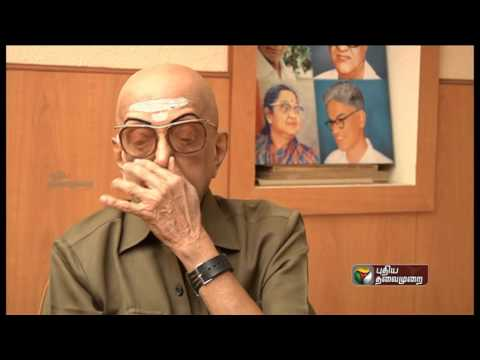 Special Interview With So Ramasamy - Part 1