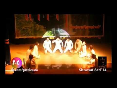 Tribute to Mumbai 26/11 Martyrs || Silent Drama performed in ShravanSari '14 || Pixelcesto